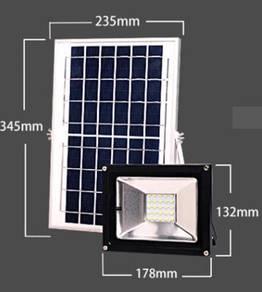 10W Solar Waterproof Flood Light IP67