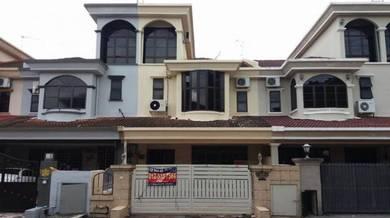 Nice 2.5 Storey House At Tmn Ipoh Perdana, Ipoh Garden East