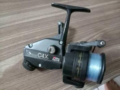 Spinning reel Abu cardinal C4X