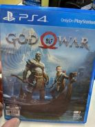 Ps4 God of war ( DLC AVAIL )
