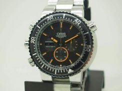 Oriis crono watch