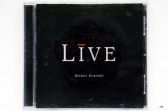 Original CD - LIVE - Secret Samadhi [1997]
