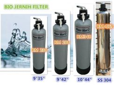 Water Filter / Penapis Air harga kilang 7Ma