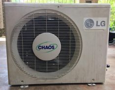 Aircond Outdoor Unit 1HP