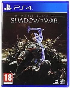 Shadow of War (PS4)