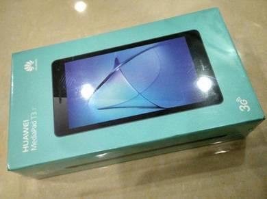 Brand new Huawei MediaPad T3 7 3G smart tablet