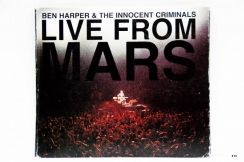 Original CD - BEN HARPER LiveFrom Mars [2001] 2CD