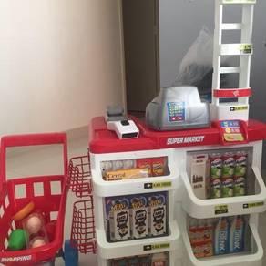 Grocerry mini market toy