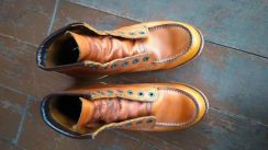 Authentic Redwing 875 Irish Setter boots old model