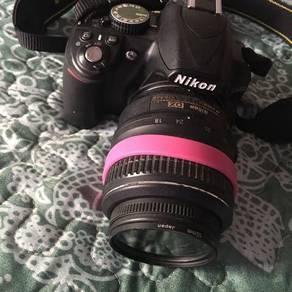Nikon DSLR 3100 murah2