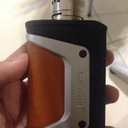 Aegis legend 200w with dripper