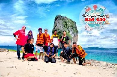 Krabi/Hatyai 3D2N Private Muslim Tour