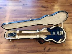 2007 Gibson Money Bass Manhattan Midnight Blue USA