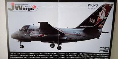 S-3B Viking VS-21 Fighting Redtails NAVY