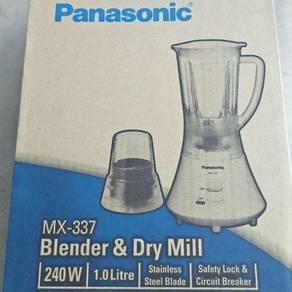 Panasonics - blender & dry mill