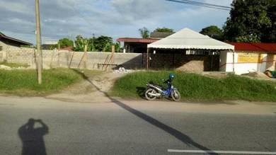 Tanah dan rumah kedai untuk di jual di wkf che yeh