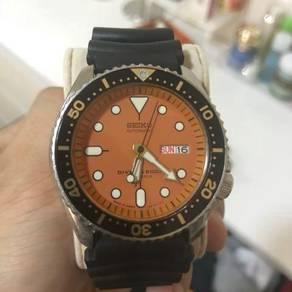 Seiko SKX011 J1 Diver