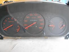 Honda ek ek3 virs ek4 ek9 meter 96 red b16a manual