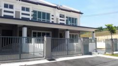 {LOAN REJECT} 26x85 Freehold Double Storey With Extra Land