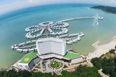 【Super Deals 300K Below Value】Resort Lexis Hibiscus, Port Dickson