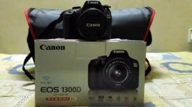 Canon kemera