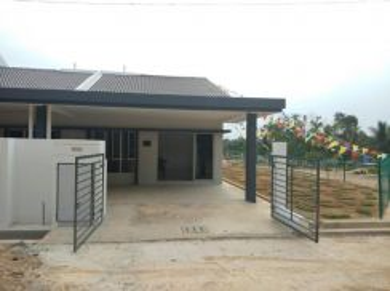 Rumah 4 Bilik Hanya 188K di Temerloh Pahang