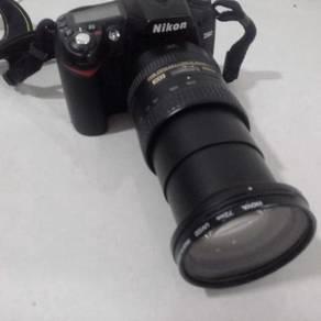 Nikon D90 complete set