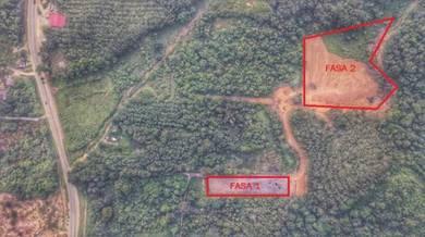 Tanah Lot Banglo di Gemuruh, Kuala Nerus (Fasa 2)