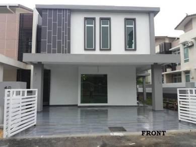 Fully Renovated Semi D Double Storey Bandar Tun Hussein Onn Cheras
