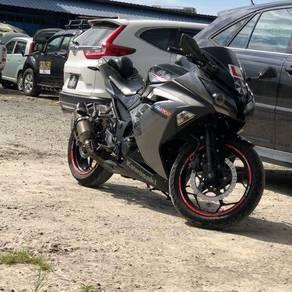 2013 Kawasaki Ninja 250 Special Edition