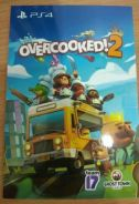 New PS4 Overcooked 2