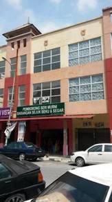 3 Storey Shoplot in Taman Bayu Perdana, Klang BELOW MARKET