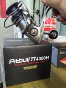 Bossna pitbull TT 4000H / ugly stick Fuji material