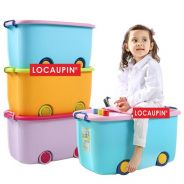 Locaupin Multifunctional Home Storage Box Toy