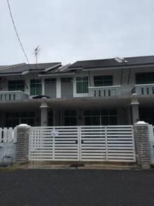 Rumah teres 2 tingkat utk disewa