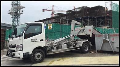 Sewa Tong Sampah Roro Bin / Waste Bin Rentals