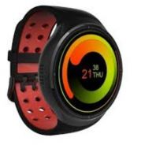 Zeblaze Thor Amoled GPS & Heart Rate smartwatch