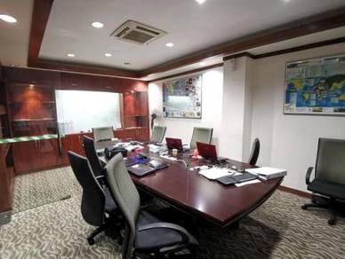 Fully renovated 3sty office for sale, taman sri gombak