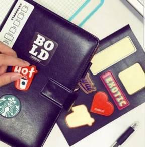 Starbuck Planner 2019