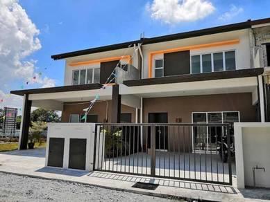 [Zero 0% Deposit] Rumah Teres Untuk Dijual di Salak Tinggi Klia Sepang