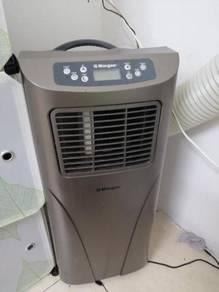 Portable aircon & fan