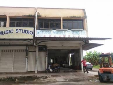 2 Sty Shop House at Tmn Mewah Jaya, Sg Petani. Corner lot