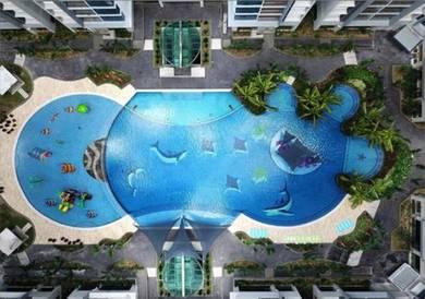 Great Deal Seaview Atlantis Condo Kota Laksamana Melaka Raya