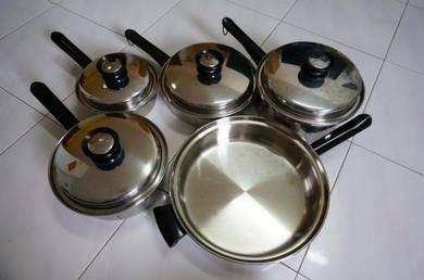 Amway Queen Cookware