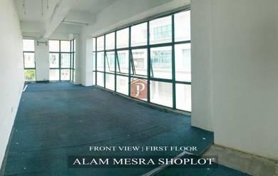 Alam mesra shoplot / office lot / corner / ums / one borneo