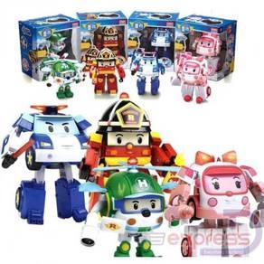 Set of robocar poli robot 11