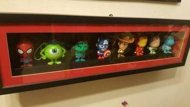 Figurine marvel & Pixar Caracter