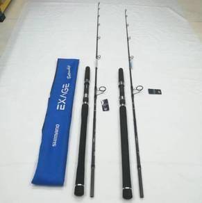 Shimano exgate spinning rod