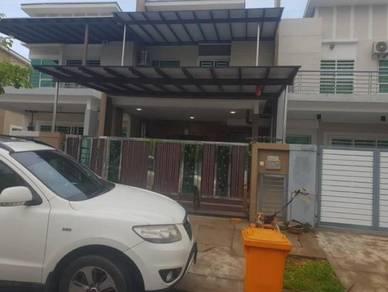 Double Storey Terrace House Nusari Aman, Bdr Sri Sendayan, Sbn, N9