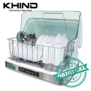 Khind Bowl Dryer BD919 Hygienic Drying Stainless